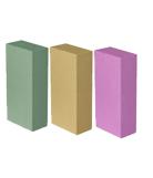 Кирпич силикатный одинарный лицевой цветной обьемного окрашивания полнотелый