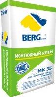 МК 35 ЗИМНИЙ Монтажный клей для монтажа панелей из пенополистирола и мин. ваты