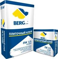 ПК 11 СУПЕР Плиточный клей BERGhome